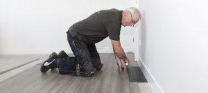 Meet- en montage service - Vloer monteren door Thuisin Van dijk