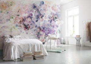Behang Paars Slaapkamer : Behang ruime behangcollectie bij thuisin van dijk veenendaal